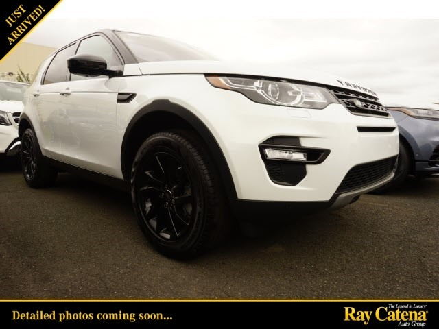 Pre-Owned 2019 Land Rover Discovery Sport HSE