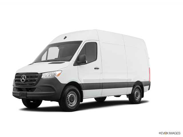 New 2020 Mercedes-Benz Sprinter Cargo 2500