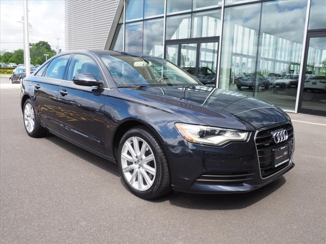 certified pre owned 2015 audi a6 2 0t quattro premium plus. Black Bedroom Furniture Sets. Home Design Ideas
