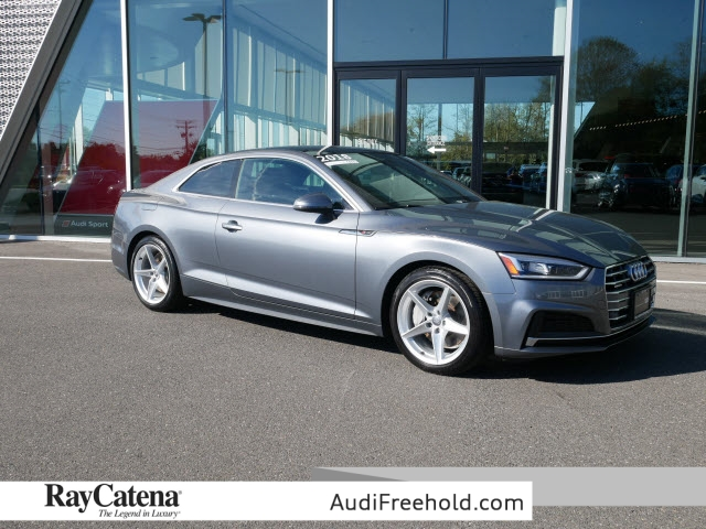 Pre-Owned 2018 Audi A5 2.0T quattro Premium Plus