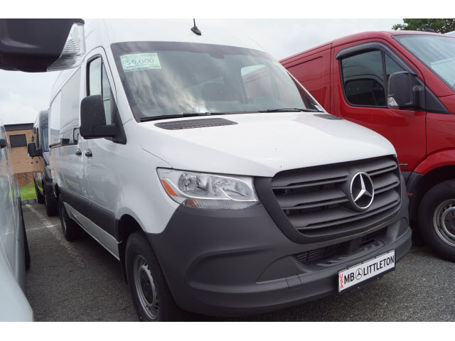 New 2019 Mercedes-Benz Sprinter Crew 2500