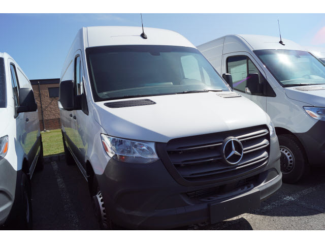 New 2019 Mercedes-Benz Sprinter Crew 3500XD
