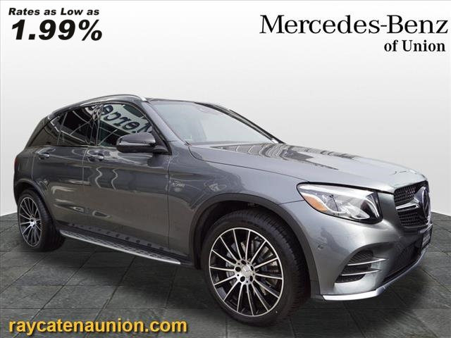 Certified Pre Owned 2018 Mercedes Benz Glc Amg 43