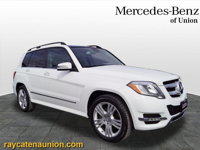 Certified Pre-Owned 2015 Mercedes-Benz GLK 350 GLK 350 4MATIC®