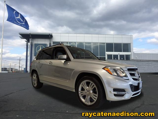 Certified Pre Owned 2015 Mercedes Benz GLK GLK 350 4MATIC®