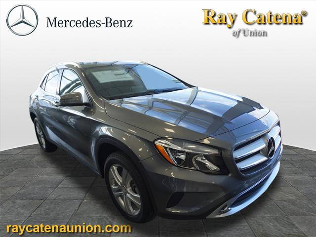 Certified pre owned 2017 mercedes benz gla gla 250 4matic for Ray catena mercedes benz