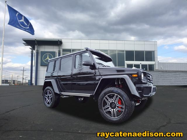 Pre-Owned 2017 Mercedes-Benz G 550 G 550 4x4 Squared