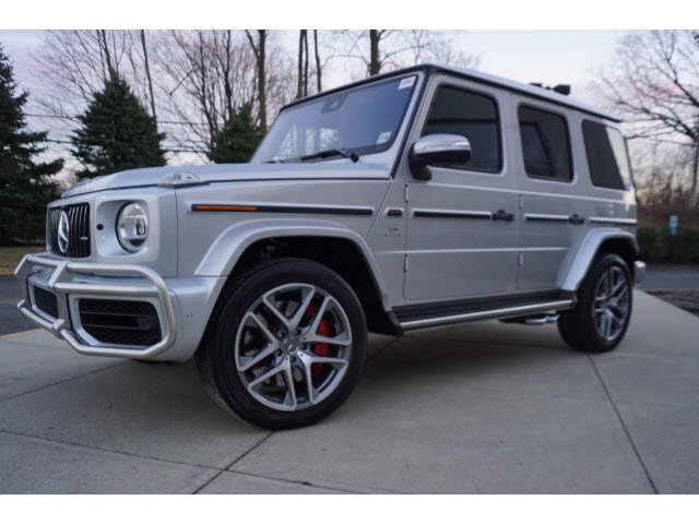 Pre-Owned 2019 Mercedes-Benz AMG G 63 AMG G 63
