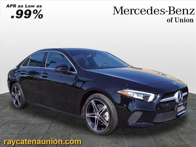 Certified Pre-Owned 2019 Mercedes-Benz A-Class A 220 4MATIC®