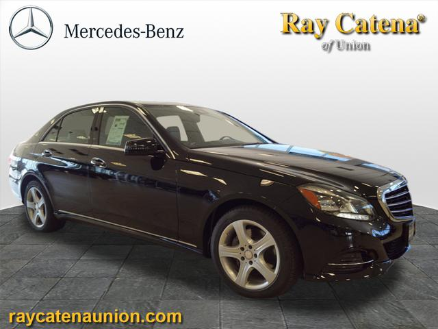 Certified pre owned 2015 mercedes benz e class e 350 for Ray catena mercedes benz
