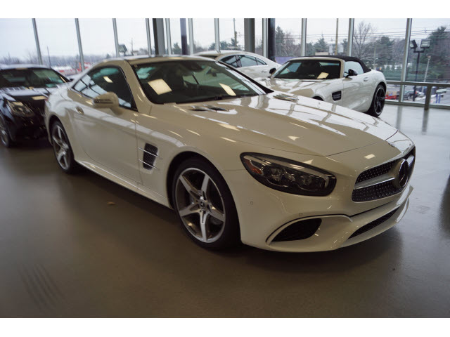New 2019 Mercedes Benz Sl Class Sl 550 Sl 550 2dr Convertible In Edison 19452 Ray Catena Auto Group