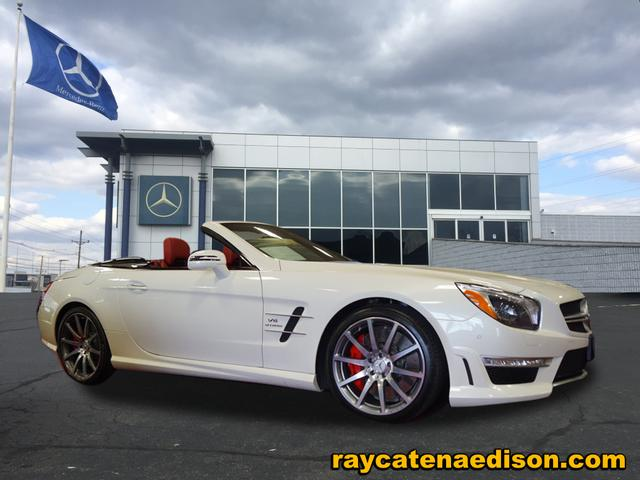 Certified Pre-Owned 2016 Mercedes-Benz SL-Class AMG®