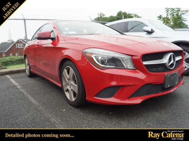 Certified Pre Owned 2015 Mercedes Benz CLA CLA 250 4MATIC®