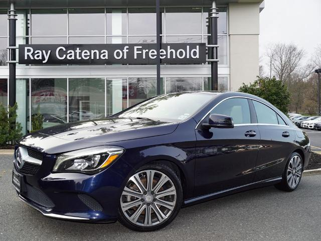 Certified Pre-Owned 2017 Mercedes-Benz CLA 250 CLA 250 4MATIC®