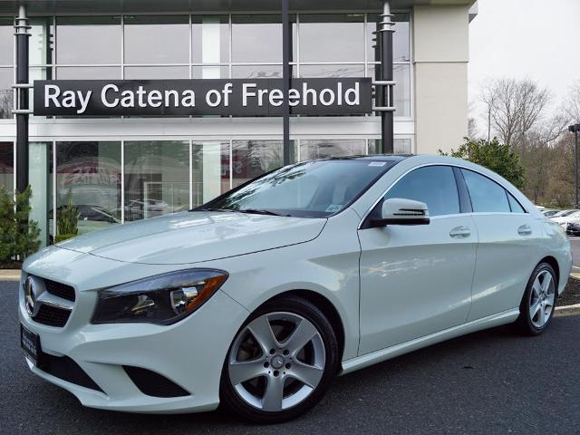 Certified Pre-Owned 2016 Mercedes-Benz CLA 250 CLA 250 4MATIC®