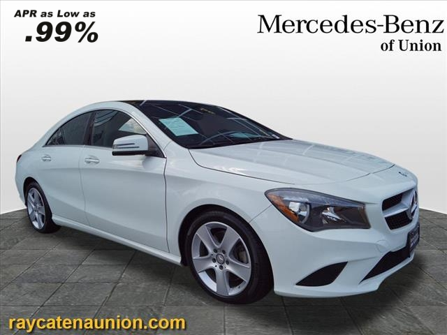 Certified Pre-Owned 2016 Mercedes-Benz CLA CLA 250 4MATIC®