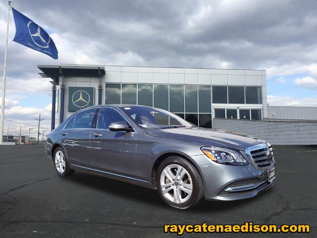 Certified Pre-Owned 2018 Mercedes-Benz S 450 S 450 4MATIC®