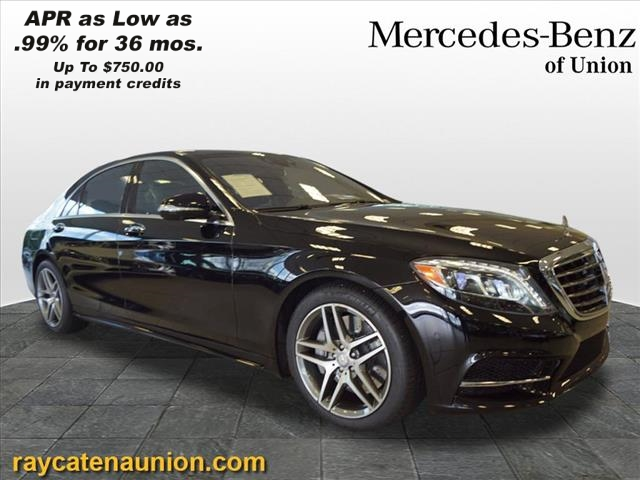 Certified Pre-Owned 2016 Mercedes-Benz S-Class S 550 4MATIC®