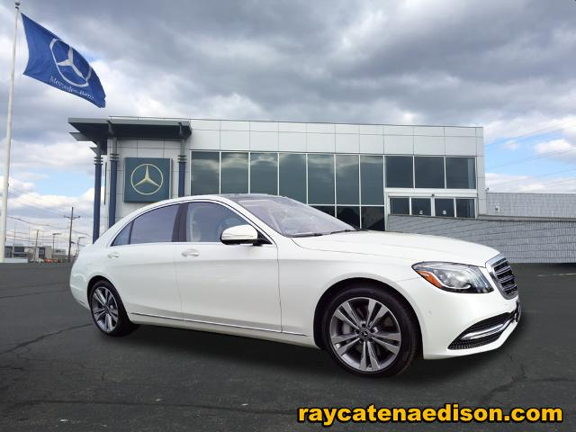Pre-Owned 2020 Mercedes-Benz S-Class S 560 4MATIC®
