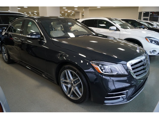 Ray Catena Mercedes >> New 2019 Mercedes Benz S Class S 560 4matic Awd S 560 4matic 4dr
