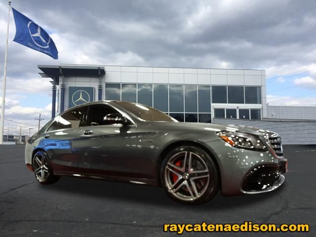 Certified Pre-Owned 2019 Mercedes Benz AMG S 63 AMG S 63