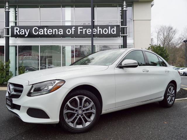 Certified Pre-Owned 2017 Mercedes-Benz C 300 C 300 Luxury 4MATIC®