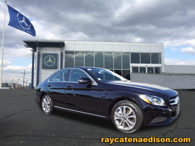 Certified Pre-Owned 2018 Mercedes-Benz C 300 C 300 4MATIC®