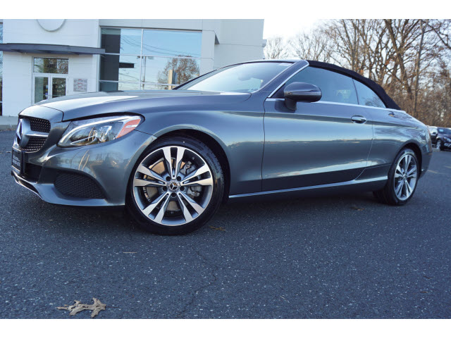 Certified Pre-Owned 2017 Mercedes-Benz C 300 C 300 4MATIC®