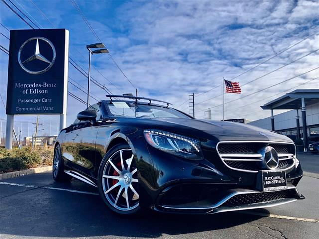Certified Pre-Owned 2017 Mercedes-Benz S 63 AMG® S 63