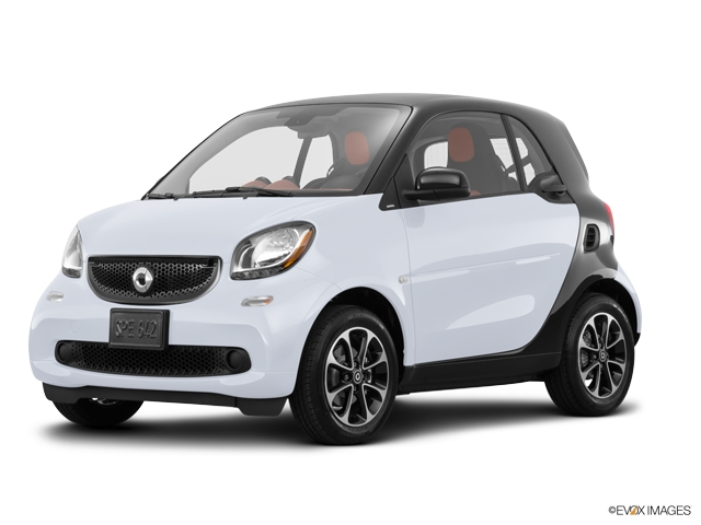 Pre Owned 2016 Smart Fortwo White