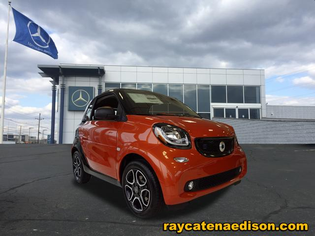 New 2019 smart EQ fortwo passion