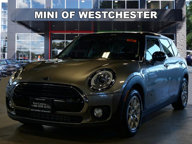 Pre-Owned 2017 MINI Clubman Cooper ALL4
