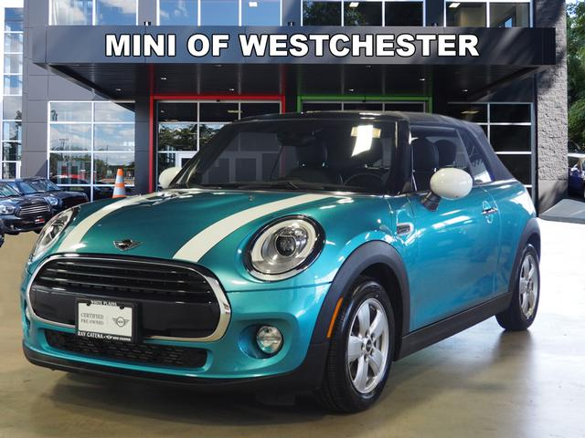 Pre Owned 2016 Mini Convertible Cooper