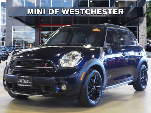 Pre-Owned 2016 MINI Countryman S