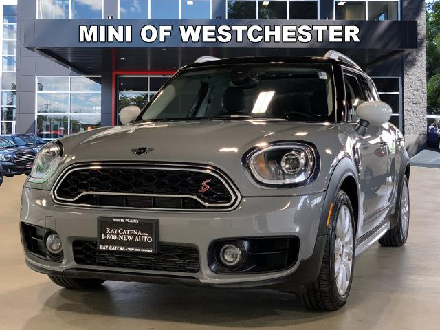 Pre-Owned 2020 MINI Countryman Cooper S ALL4
