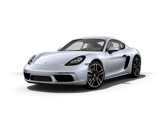 Certified Pre-Owned 2018 Porsche 718 Cayman S