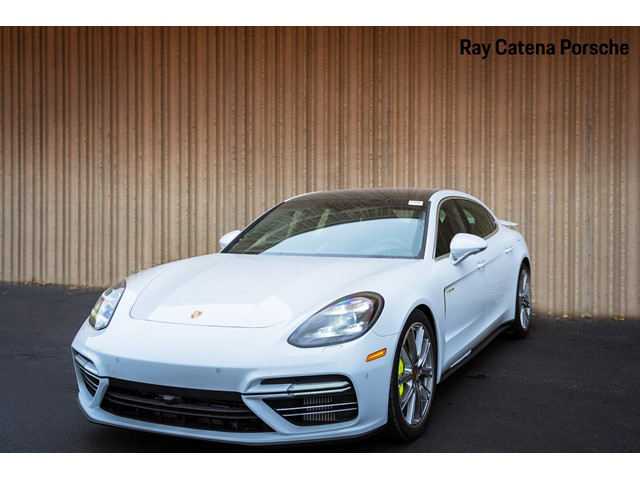 Pre-Owned 2018 Porsche Panamera Turbo S E-Hybrid Executive