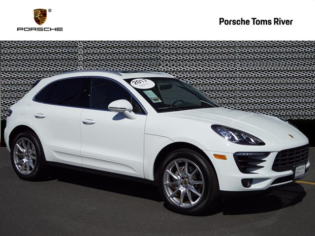 Pre Owned 2017 Porsche Macan S Awd S 4dr Suv In Edison Pp0034 Ray Catena Auto Group