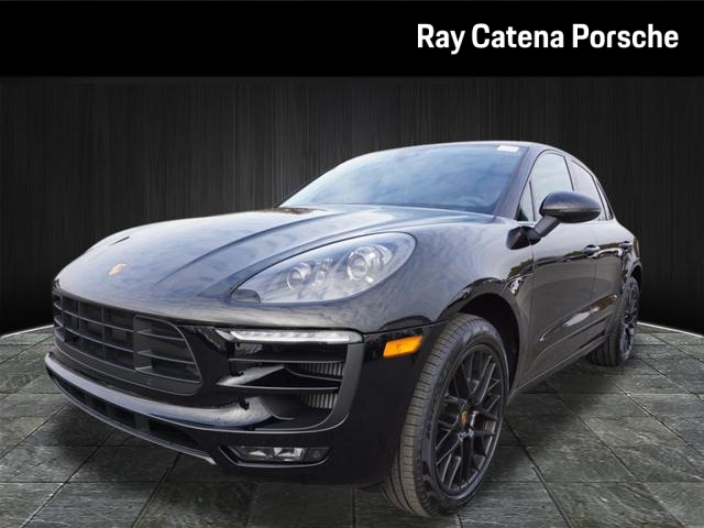 New 2018 Porsche Macan GTS AWD GTS 4dr SUV in Edison P
