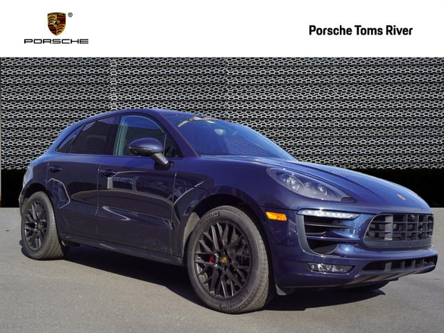 Pre Owned 2017 Porsche Macan Gts Awd