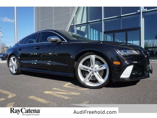 pre-owned 2016 audi rs7 4 0t quattro