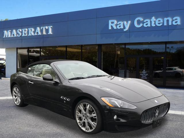 Certified Pre Owned 2014 Maserati Granturismo Base 2dr
