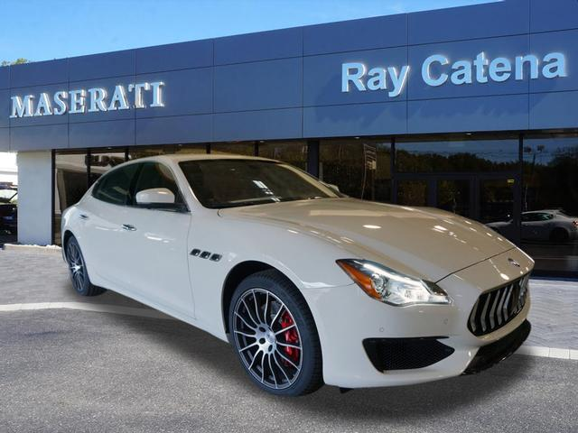 Pre Owned 2017 Maserati Quattroporte S Q4 Gransport Awd S