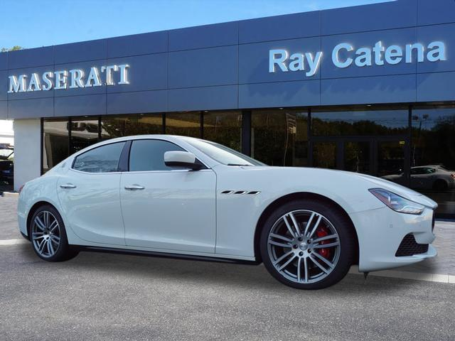 Certified Pre-Owned 2015 Maserati Ghibli S Q4
