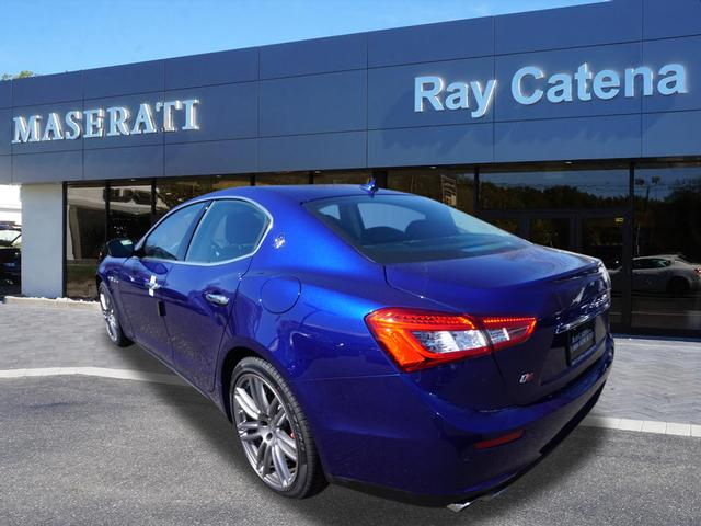 Ray Catena Lexus Service >> Pre-Owned 2017 Maserati Ghibli S Q4 AWD S Q4 4dr Sedan in Edison #M170226 | Ray Catena Auto Group