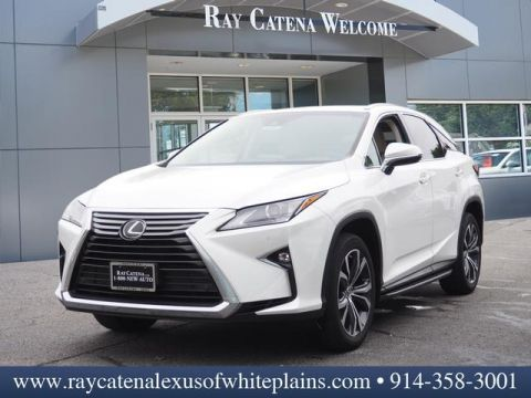 Pre-Owned 2017 Lexus RX 350 350