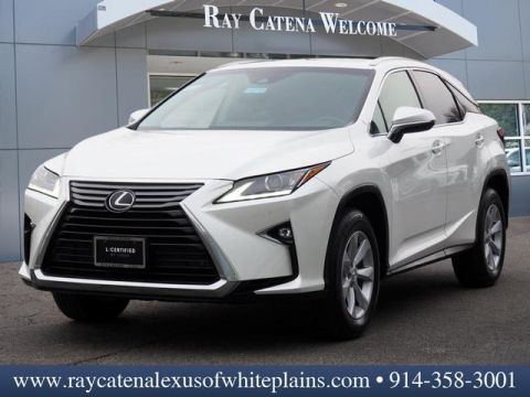 Certified Pre-Owned 2017 Lexus RX 350 350
