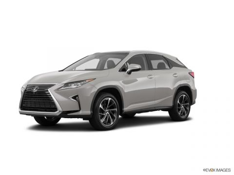 New 2018 Lexus RX 350 Base