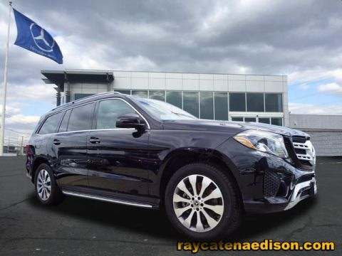 Pre-Owned 2019 Mercedes Benz GLS 450 GLS 450 AWD GLS 450 4MATIC 4dr