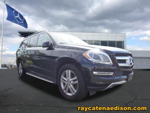 Certified Pre-Owned 2016 Mercedes-Benz GL-Class GL 450 4MATIC®